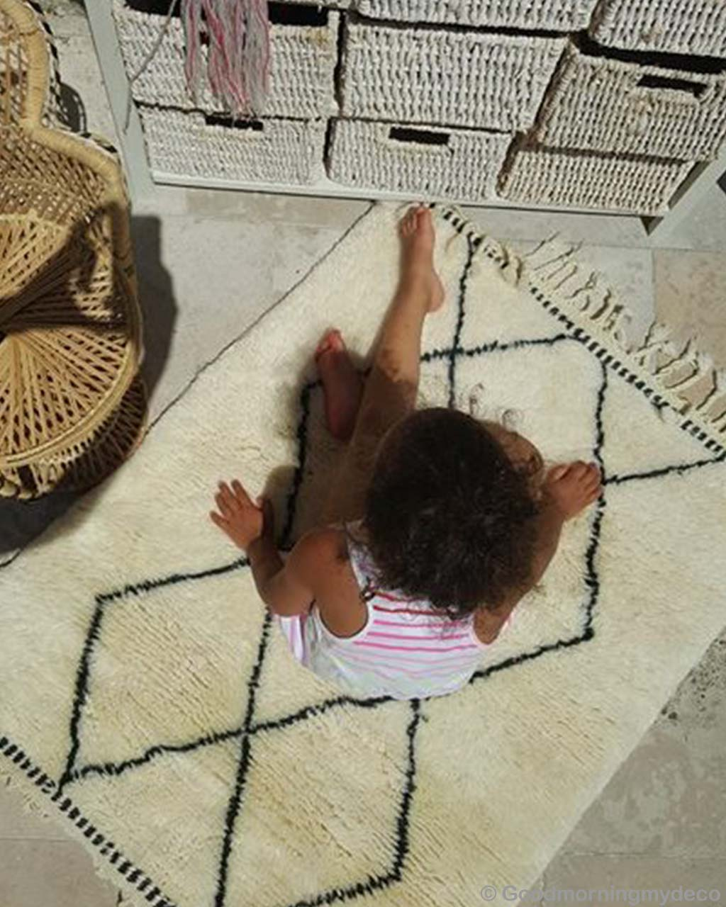 baby sitting and cabinet modern rugs