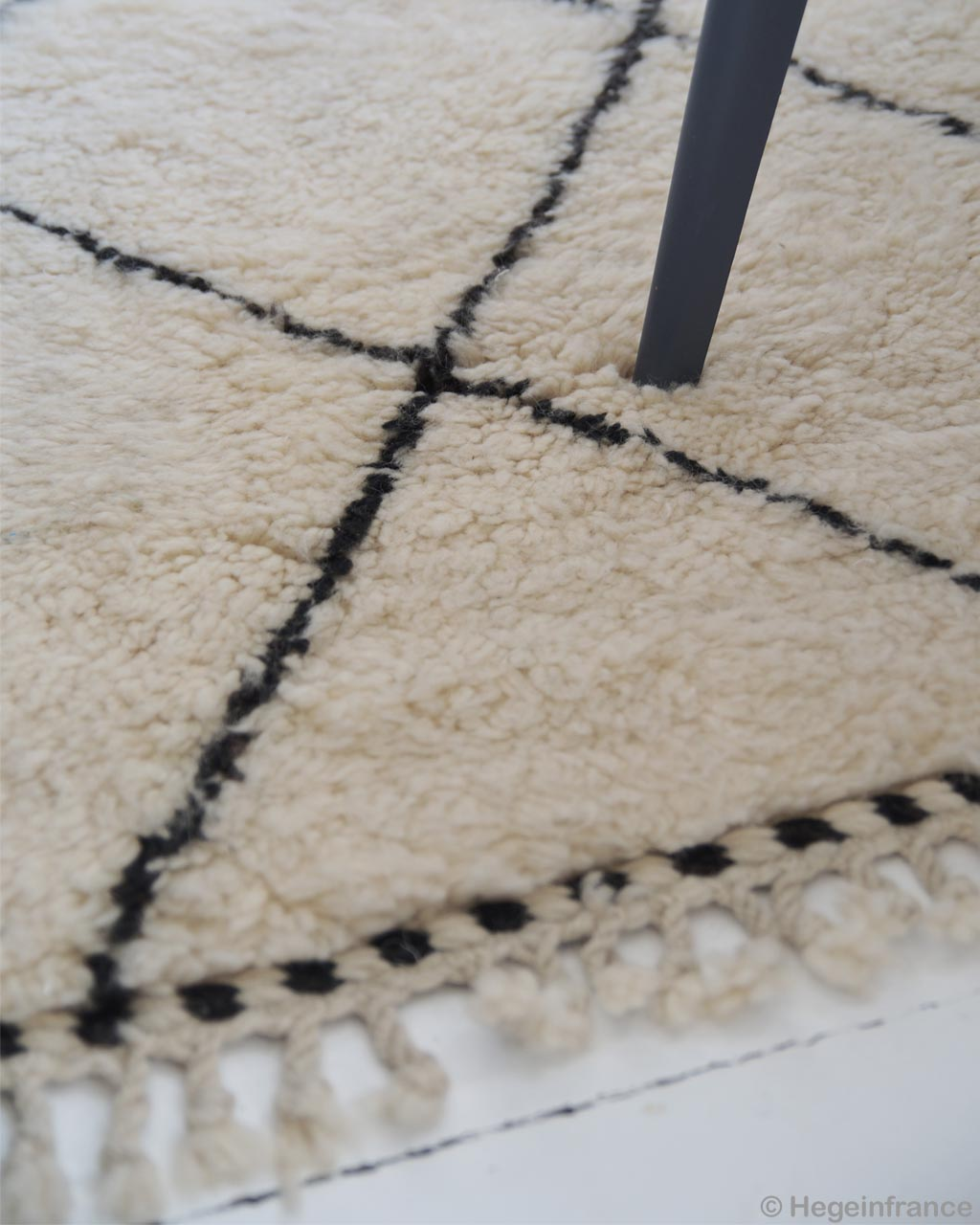 made with hand one leg of steel chair morocco kitchen rugs