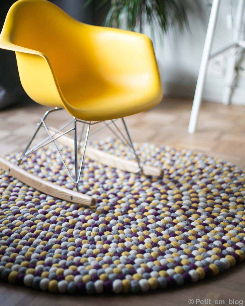 yellow colored easy chair asian rugs