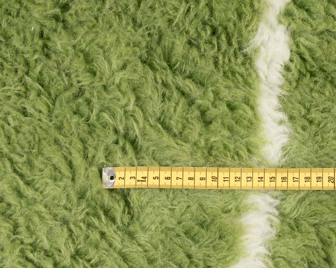 green round extra soft rugs