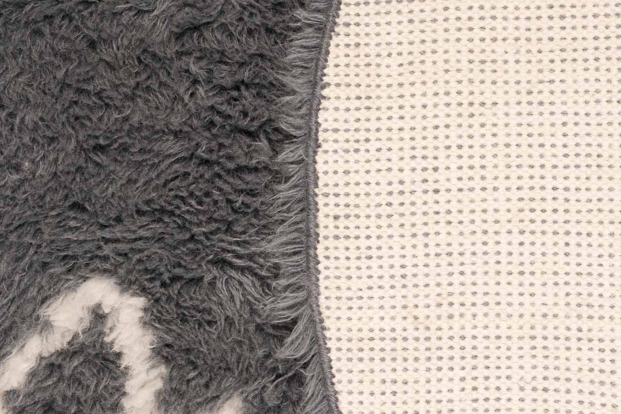 light weight rug in grey color