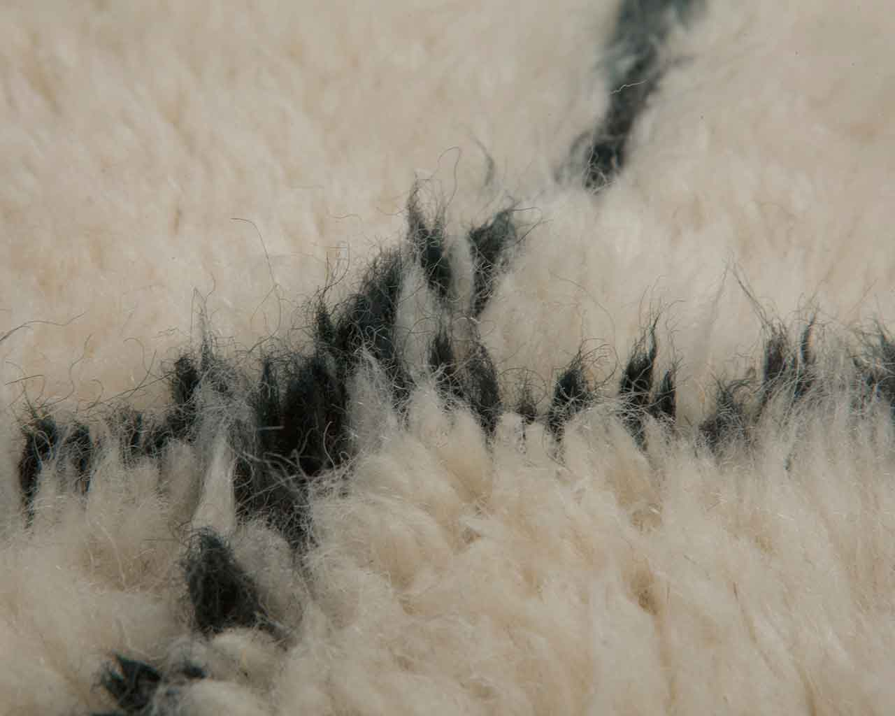 very soft carpets handmade by moroccan women 1