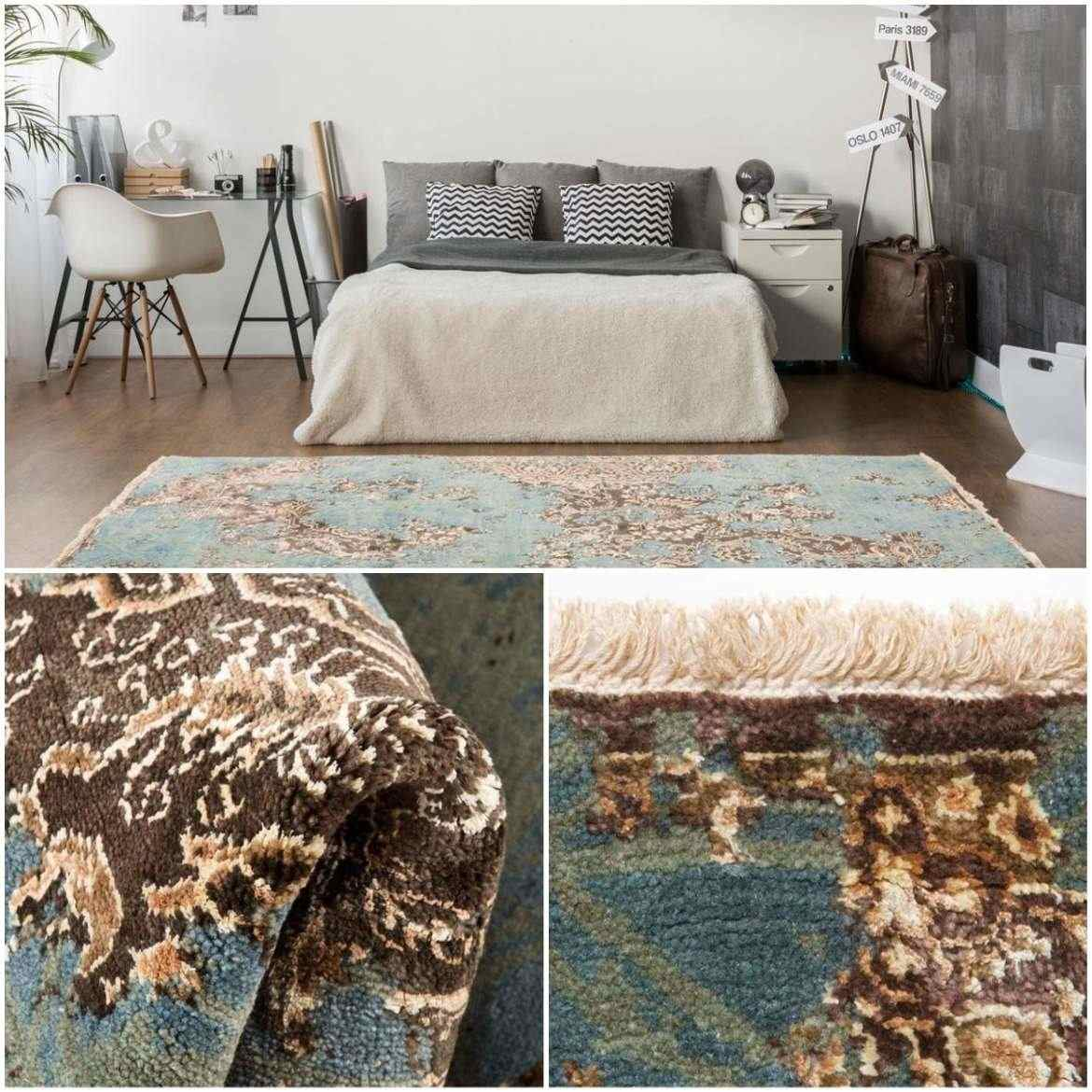 luxurious-hand-knotted-oriental-rug-in-bedroom