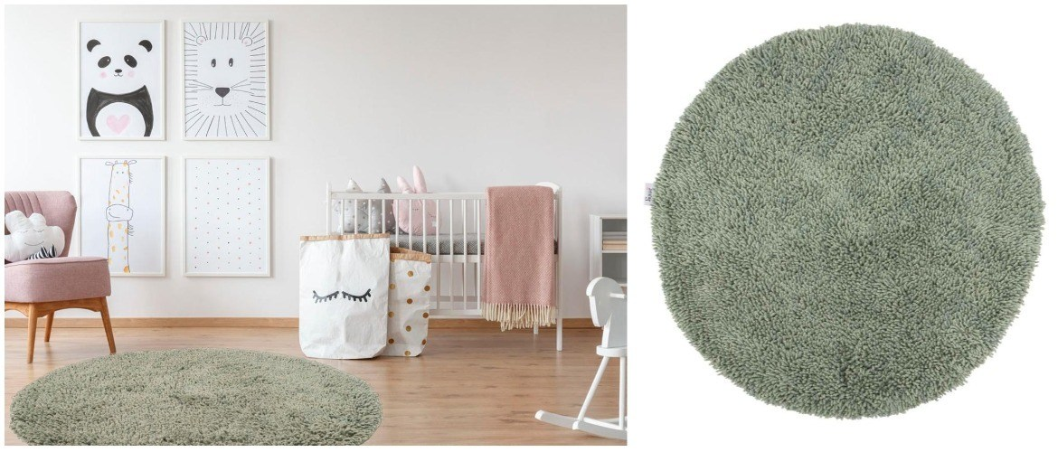 luxurious-high-pile-rug-in-baby-room