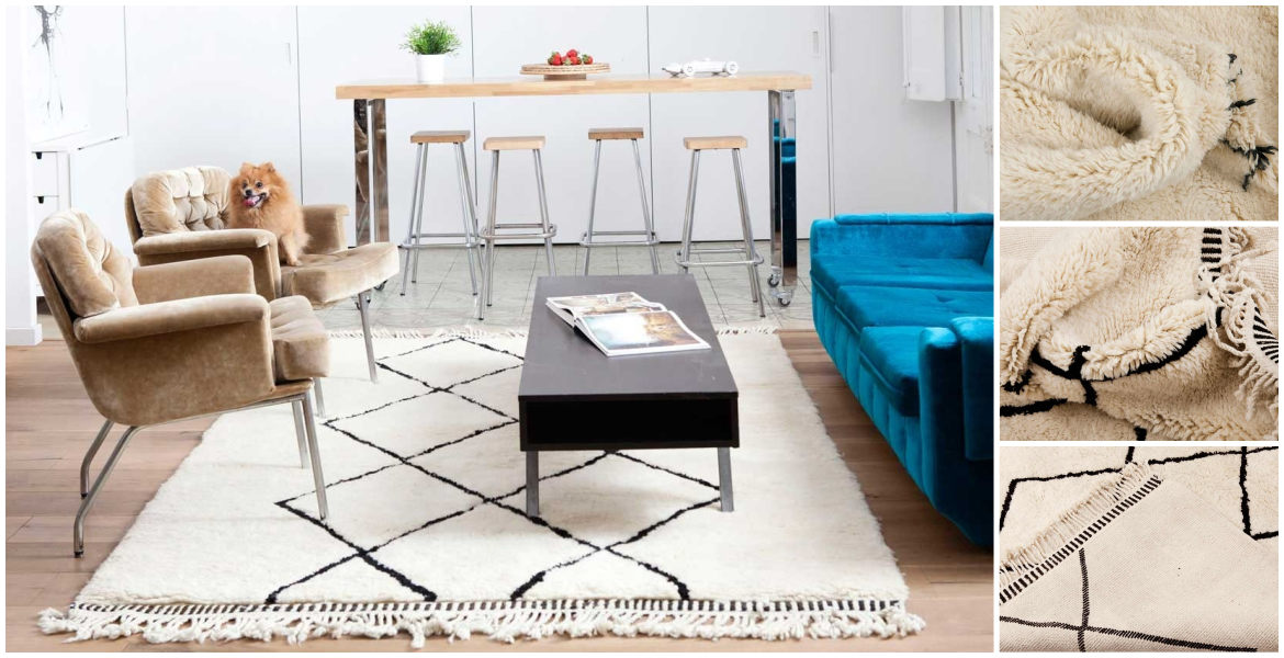 neutral-colored-beni-ourain-rug-in-living-room